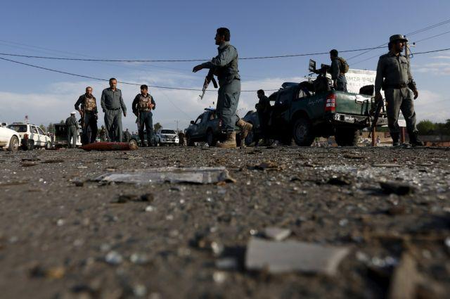 Εκρηξη στην κεντρική Καμπούλ, στην περιοχή των πρεσβειών | tanea.gr