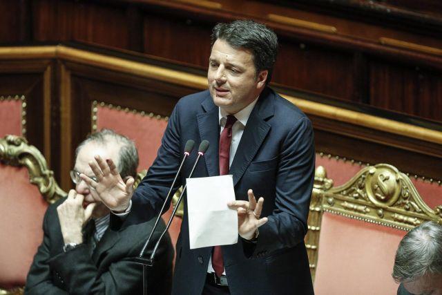 Ιταλία: Δυο προτάσεις μομφής κατά της κυβέρνησης καταψήφισε η Γερουσία   tanea.gr