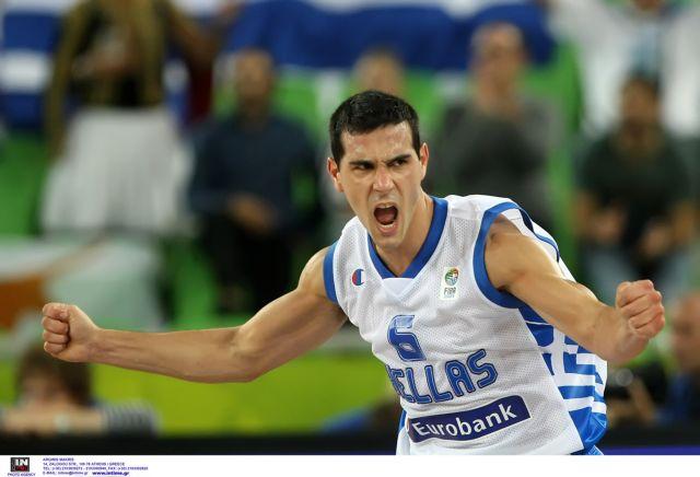 Ο Νίκος Ζήσης ανακοίνωσε την αποχώρηση του από την Εθνική μπάσκετ | tanea.gr
