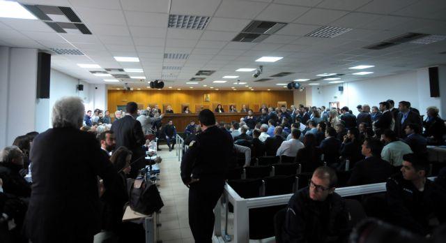 Ξεκίνησε και πάλι η δίκη της Χρυσής Αυγής   tanea.gr