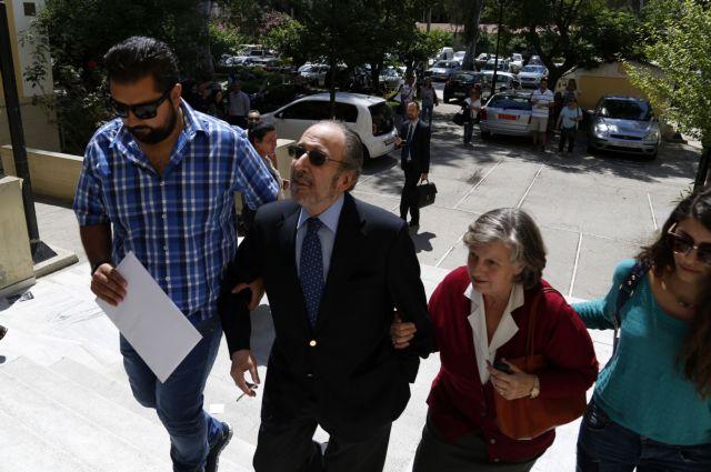 Προθεσμία για την Παρασκευή πήραν ο πρώην πρόεδρος του «Ερρίκος Ντυνάν» Ανδρέας Μαρτίνης και η σύζυγός του | tanea.gr