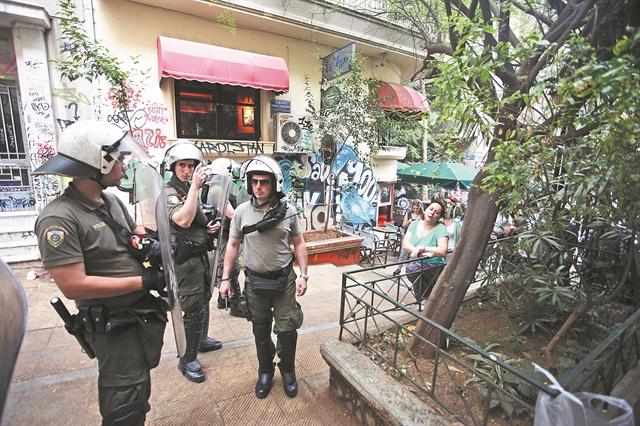 Η Αστυνομία «πάτησε πόδι» στο άβατο των Εξαρχείων | tanea.gr