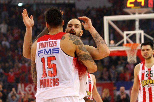 Ο Γιώργος Πρίντεζης στα ΝΕΑ: «Δεν έχω δει παίκτη σαν τον Σπανούλη»   tanea.gr