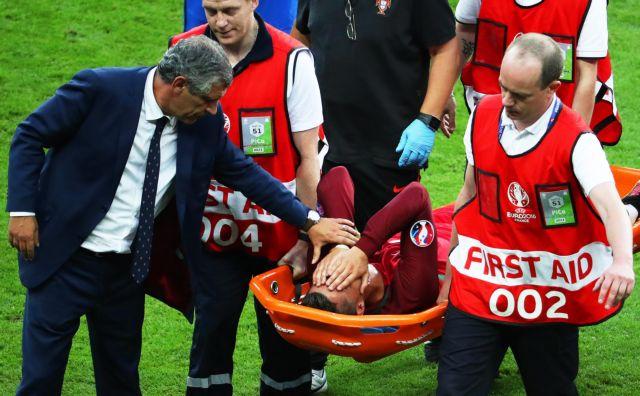 Τελικός Euro: Νοκ άουτ στα πρώτα λεπτά λόγω τραυματισμού ο Κριστιάνο Ρονάλντο | tanea.gr