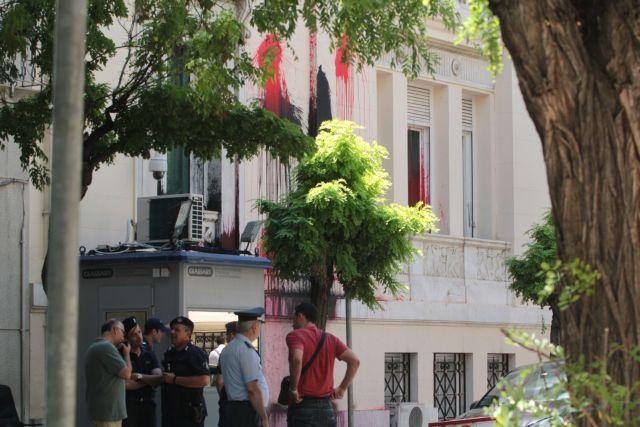 Συνελήφθη μέλος του «Ρουβίκωνα» για την επίθεση στην τουρκική πρεσβεία | tanea.gr