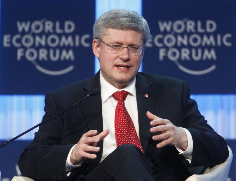 Ο πρώην πρωθυπουργός του Καναδά αποχωρεί από την πολιτική για να ασχοληθεί με τις επιχειρήσεις | tanea.gr