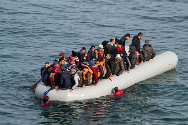 Αυξήθηκαν οι ροές προσφύγων από την Τουρκία | tanea.gr