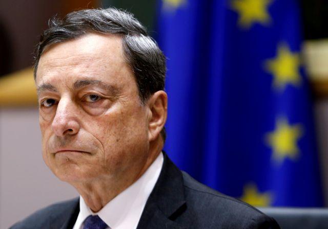 Ντράγκι: Δεν μπορεί να προσδιοριστεί ο χρόνος ένταξης της Ελλάδας στο QE | tanea.gr