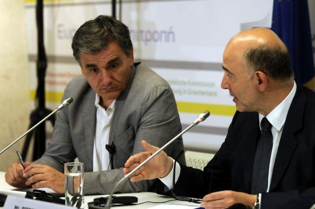 Αποκρατικοποιήσεις, ενεργειακά και ΕΛΣΤΑΤ στη συνάντηση Τσακαλώτου - Μοσκοβισί | tanea.gr