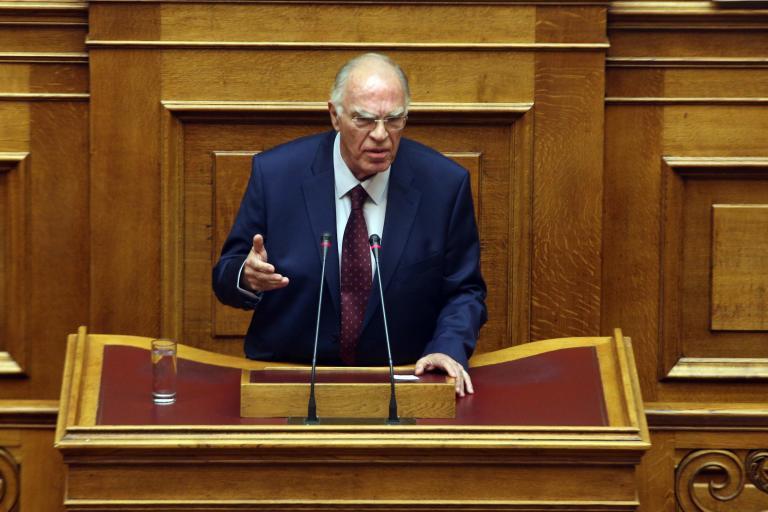Λεβέντης: «Ο Καλλιάνος είναι πάρα πολύ καλό παιδί, απλά δεν κατάλαβε σε τι κόμμα ήρθε» | tanea.gr