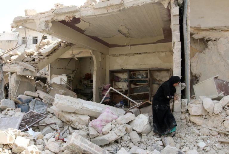 Ερντογάν και Πούτιν συμφώνησαν για αποστολή ανθρωπιστικής βοήθειας στο Χαλέπι | tanea.gr