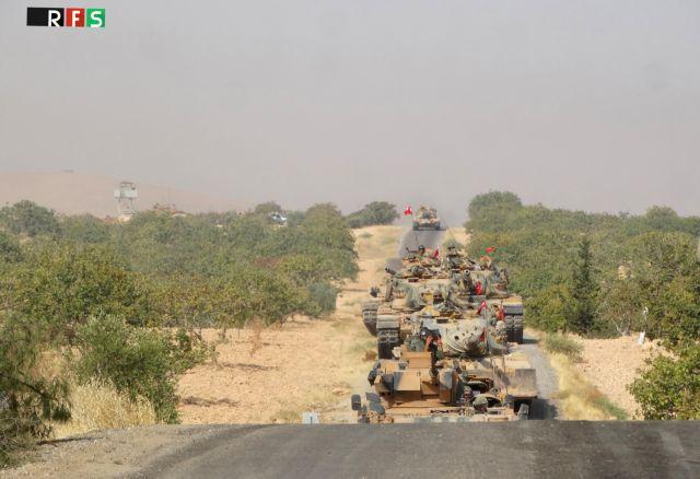 Η Τουρκία βομβάρδισε θέσεις Κούρδων | tanea.gr
