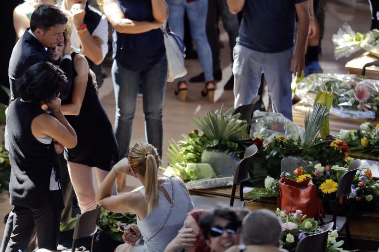 Ιταλία: Εθνικό πένθος για τους 281 νεκρούς   tanea.gr
