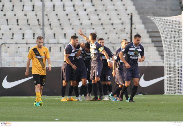 Εντυπωσιακός ο Απόλλων, 3-1 την ΑΕΚ στο ΟΑΚΑ | tanea.gr