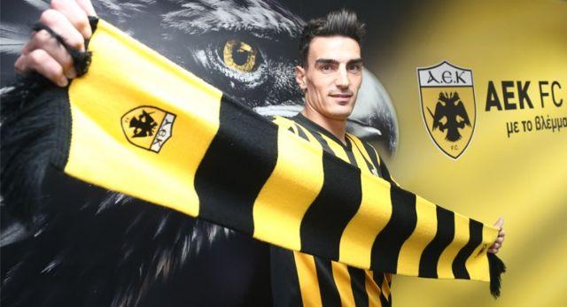 Ανακοίνωσε Χριστοδουλόπουλο για 2+1 χρόνια η ΑΕΚ | tanea.gr