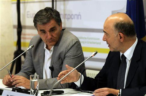 Συνάντηση Μοσκοβισί - Τσακαλώτου σήμερα και EuroWorking Group   tanea.gr