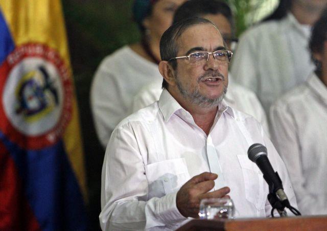 Κολομβία: Σε ισχύ η ιστορική συμφωνία των ανταρτών FARC με την κυβέρνηση   tanea.gr