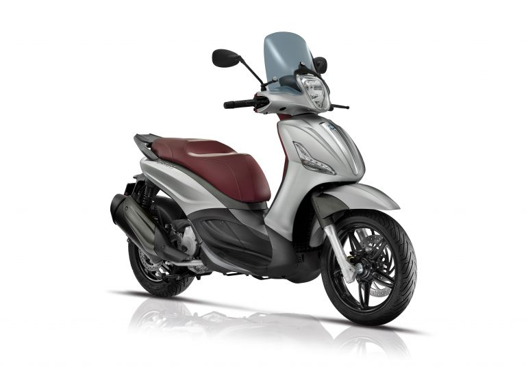Piaggio Beverly 350 SportTouring: η ναυαρχίδα της γκάμας | tanea.gr