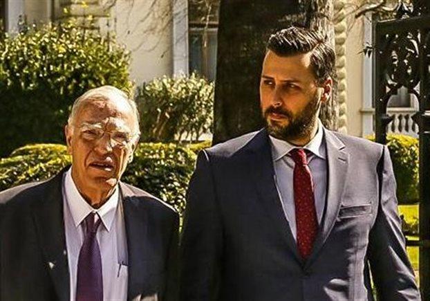 Καλλιάνος: Ο Λεβέντης μου είπε «αν ξαναεπιτεθείς στο ΣΥΡΙΖΑ θα σε διώξω» | tanea.gr