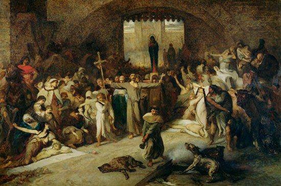 Φως στην πανούκλα της εποχής του Ιουστινιανού | tanea.gr