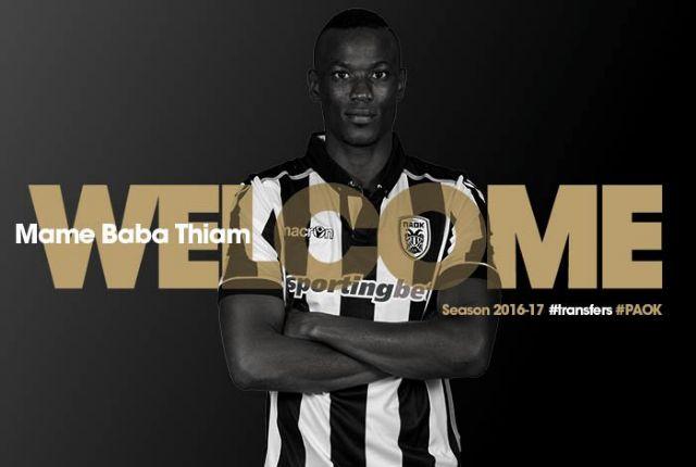 Ανακοίνωσε τον δανεισμό του Τιάμ ο ΠΑΟΚ | tanea.gr
