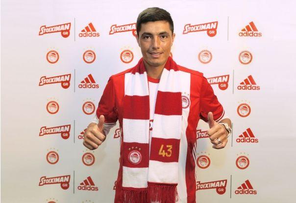 Ολυμπιακός: Ανακοίνωσε Καρντόσο και Βιάνα | tanea.gr