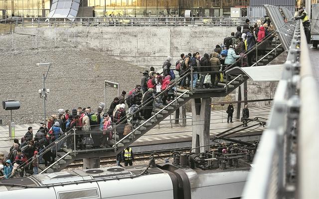 Η Σουηδία, θύμα της μεταναστευτικής της πολιτικής | tanea.gr