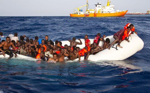 Υπό κατάρρευση το σύστημα υποδοχής προσφύγων-μεταναστών και στην Ιταλία | tanea.gr