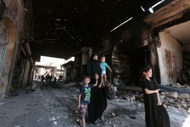 Η κατάσταση στη Συρία