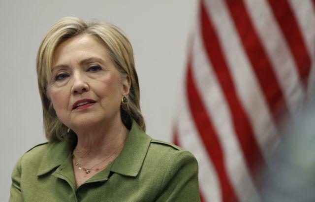ΗΠΑ: Μειώνεται το ποσοστό της Χίλαρι Κλίντον στην Πενσυλβάνια   tanea.gr