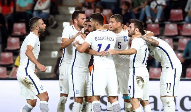 Φιλική νίκη της Εθνικής Ελλάδας επί της Ολλανδίας | tanea.gr