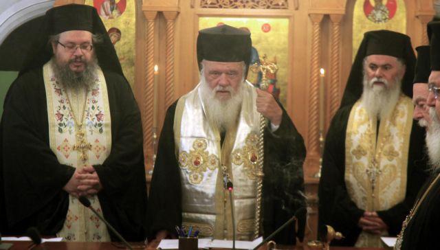 Να παραμείνουν υποχρεωτικά τα θρησκευτικά λέει η Ιερά Σύνοδος   tanea.gr