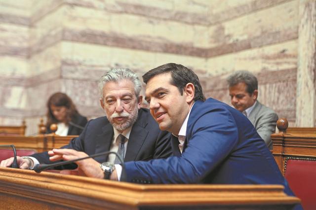 Το παρελθόν εκδικείται τον ΣΥΡΙΖΑ   tanea.gr