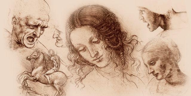 Ο ιππότης - ζωγράφος που σύστησε τον «Λιονάρδο του Βίντζη» | tanea.gr