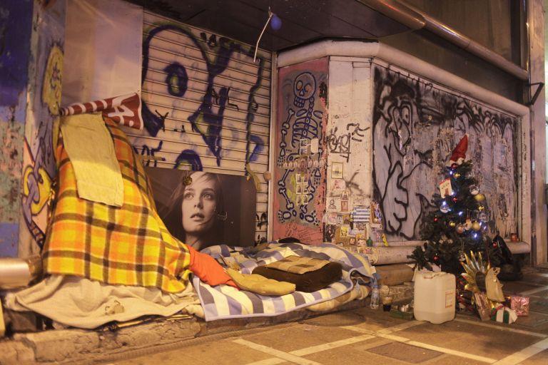 Άστεγοι: Ο... «αόρατος»πληθυσμός της Ελλάδας | tanea.gr