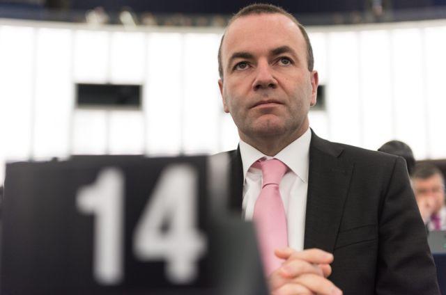 Βέμπερ: Η Τουρκία δεν θα γίνει μέλος της Ευρωπαϊκής Ένωσης   tanea.gr