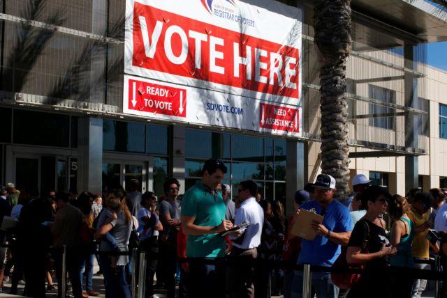 ΗΠΑ: Οι ψηφοφόροι εκμεταλλεύονται το σύστημα εκλογών για να ανταλλάξουν τις ψήφους των   tanea.gr