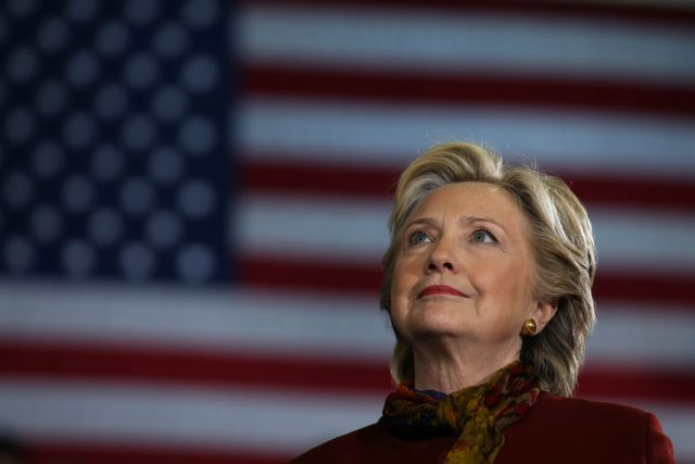 Χίλαρι Κλίντον: «Ο,τι κι αν συμβεί απόψε, σας ευχαριστώ για όλα» | tanea.gr
