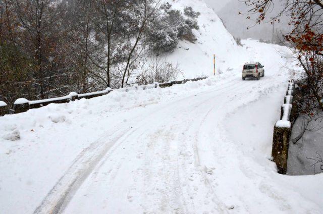 Θερμοκρασίες υπό το μηδέν σε αρκετές περιοχές της Μακεδονίας | tanea.gr