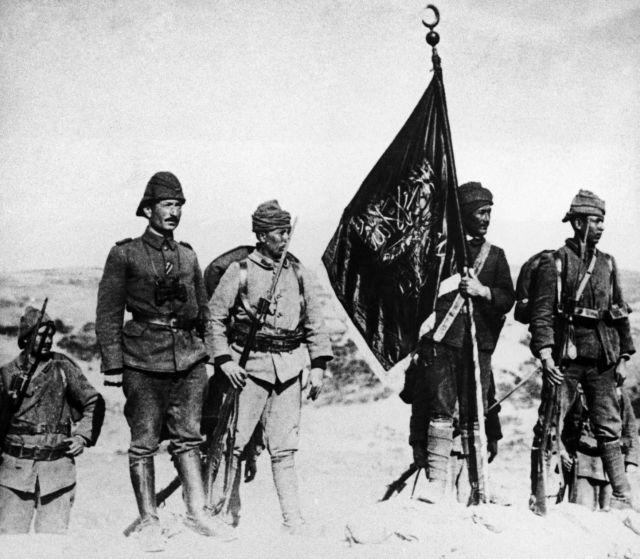 Ο Μεγάλος Πόλεμος από την πλευρά της Ανατολής   tanea.gr