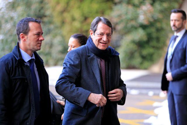 Κατατέθηκαν οι χάρτες: 28,2% προτείνει ο Αναστασιάδης στους Τουρκοκύπριους | tanea.gr