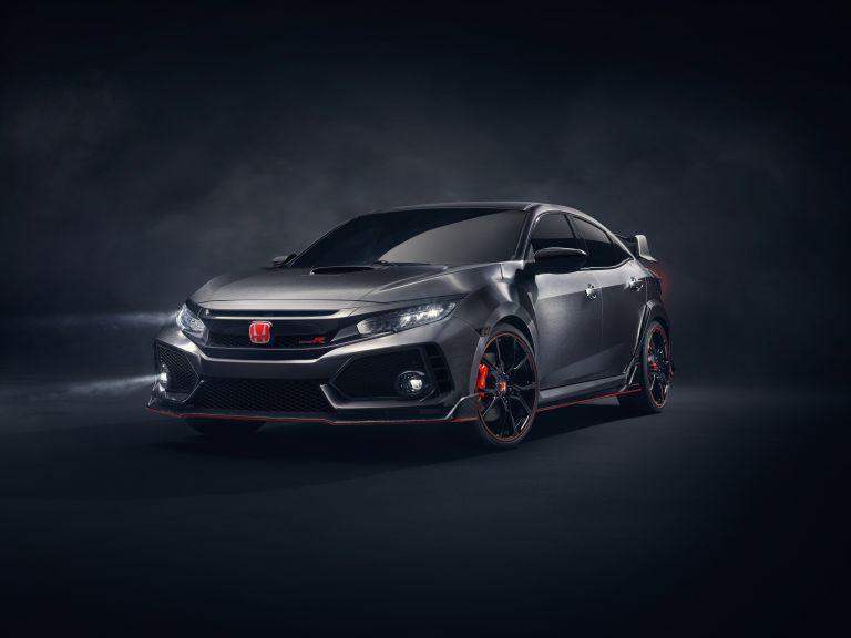 Honda Civic Type R Prototype: Πρώτη γεύση από το Τόκιο | tanea.gr