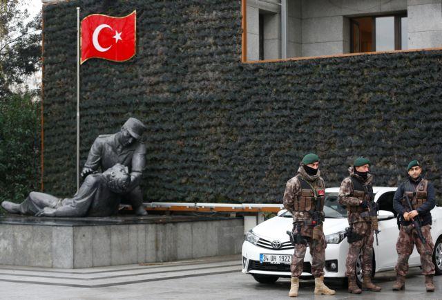 Τουρκία: Εντάλματα σύλληψης για 243 στελέχη των ενόπλων δυνάμεων   tanea.gr