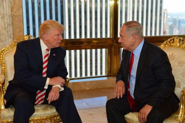 Ο Τραμπ κάλεσε τον Νετανιάχου να επισκεφθεί την Ουάσιγκτον τον Φεβρουάριο   tanea.gr