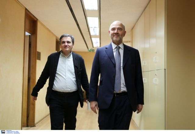 Μοσκοβισί: «Βρισκόμαστε σε μία καλή φάση προόδου και συνεργασίας» | tanea.gr