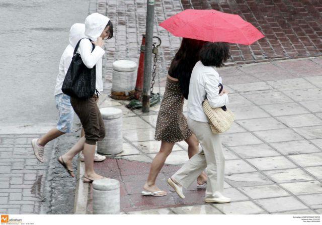 Καιρός: Τοπικές βροχές στα κεντρικά, νότια και βορειοανατολικά | tanea.gr
