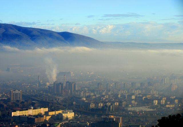 Η ατμοσφαιρική ρύπανση αυξάνει την ανθεκτικότητα των μικροβίων   tanea.gr