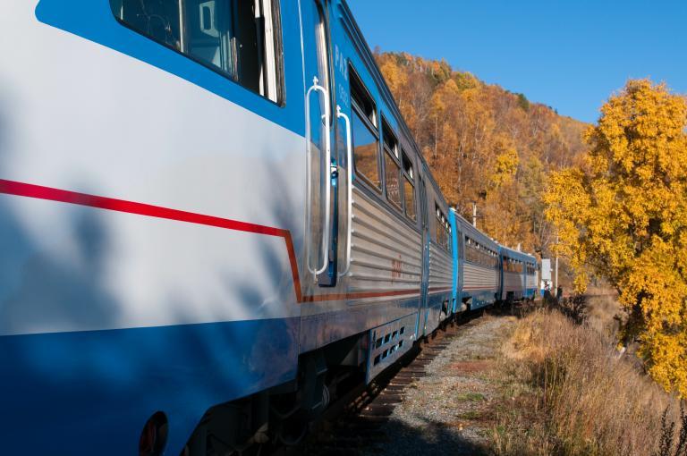 Αγρότης κέρδισε ως αποζημίωση τρένο σε δίκη με την Indian Railways   tanea.gr