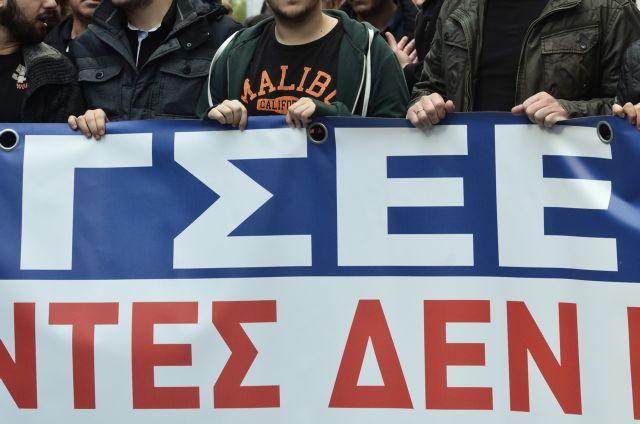 ΓΣΕΕ: Ζούγκλα έγινε η αγορά εργασίας   tanea.gr