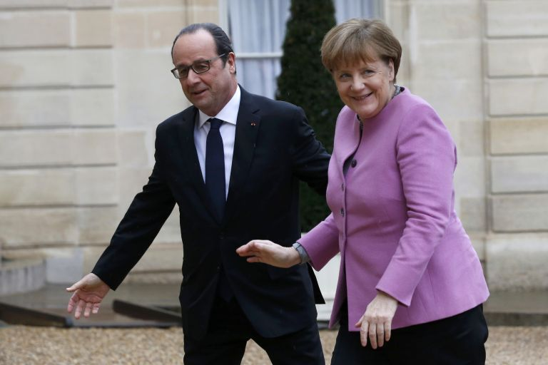 Τετραμερής συνάντηση Κορυφής της ΕΕ στις Βερσαλλίες   tanea.gr